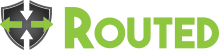 Routed Logo